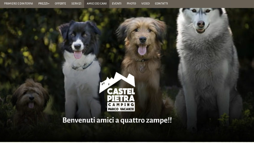 Camping Castelpietra